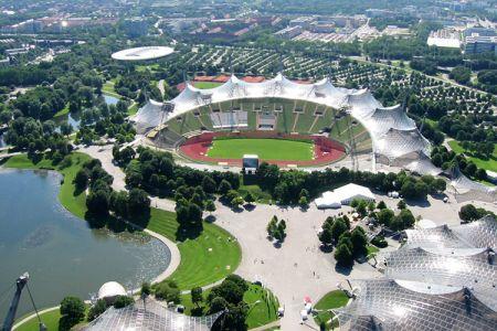 الحديقة الأولمبية في ميونخ - Olympiapark