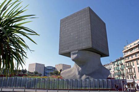 الرأس المربع في نيس