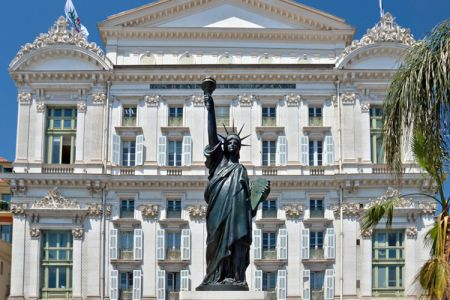 تمثال الحرية في نيس