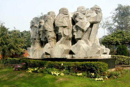متحف غاندي الوطني في نيودلهي - الهند
