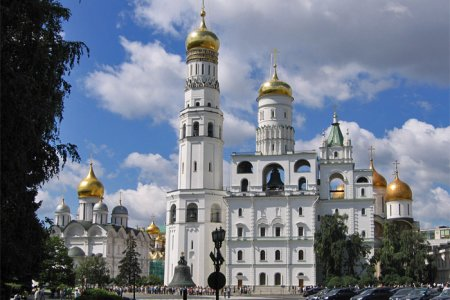 برج الاجراس لإيفان بروسيا