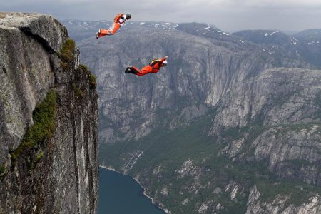 جبال كيراج في النرويج