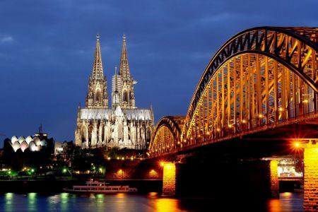 كاتدرائية كولونيابألمانيا
