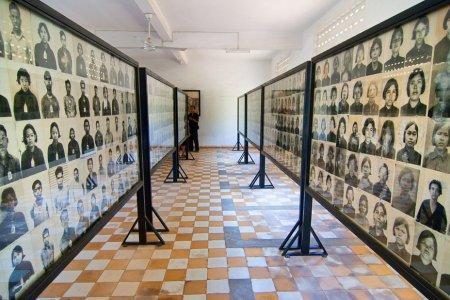 متحف الإبادة الجماعية تول سلينغ في بنوم بنه