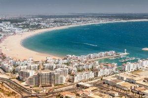 دليل السياحة و السفر إلى أكادير - المغرب