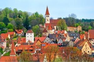دليل السياحة في نورنبرغ - ألمانيا