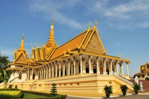 السياحة في مدينة بنوم بنه - كمبوديا