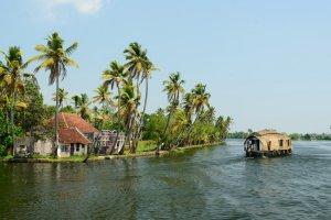 الوجهات السياحية في كيرالا - الهند