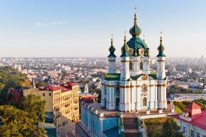 دليل السياحة والمناطق السياحية في كييف - أوكرانيا