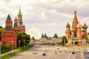 موسكو في روسيا