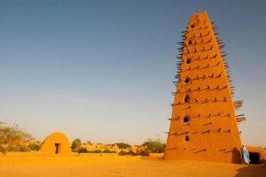 المناطق السياحية في النيجر
