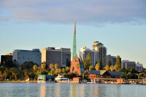 السياحة في بيرث - أستراليا