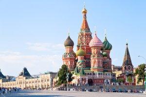 السياحة في روسيا