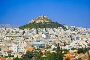 تل الكافتيوس في اليونان