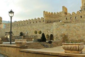 مدينة باكو عاصمة أذربيجان