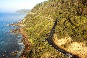 طريق المحيط العظيم في أستراليا