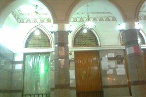 مسجد المجاهدين