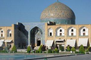 مسجد الشيخ لطف الله في أصفهان - إيران