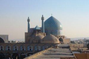 مسجد الشاه في أصفهان