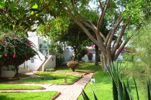 حديقة أولهاو في أكادير