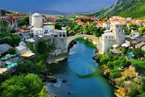 دولة ألبانيا في أوروبا