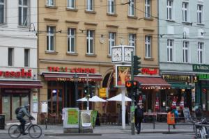 شارع فردريشتراسيه في ألمانيا