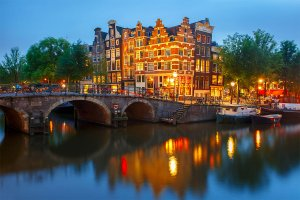 مدينة أمستردام