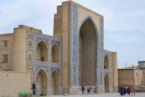 مدينة بخارى في أوزبكستان