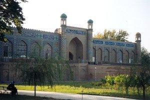 مدينة قوقند في أوزبكستان