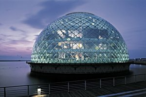 المتحف البحري في أوساكا - اليابان
