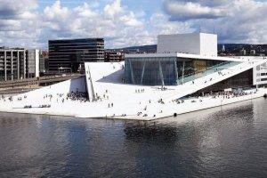 دار الأوبرا في أوسلو