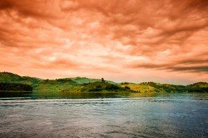 مناخ اوغنداشبه إستوائي