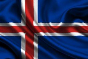 علم أيسلندا
