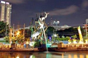 معالم مدينة سورابايا السياحية في إندونيسيا