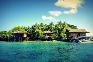 جزر ديراوان