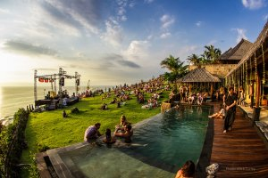 حي أولواتو في بالي إندونيسيا