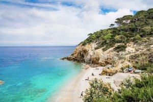 جزيرة إلبا في إيطاليا
