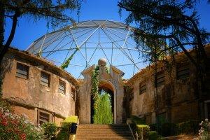 حديقة حيوانات روما