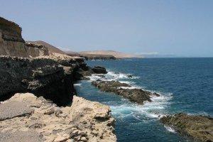 جزيرة فويرتيفنتورا الاسبانية
