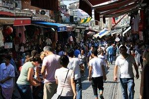 محمود باشا بازار في اسطنبول