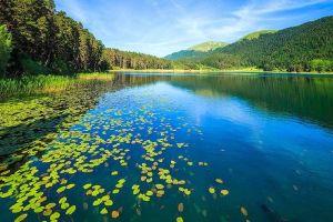 بحيرة أبانت في تركيا