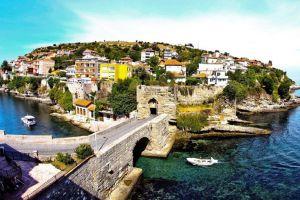 مدينة أماسرا في تركيا