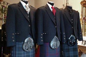 الكيلت الزي الرسمي للرجال في اسكتلندا