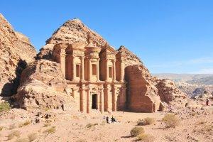 مقومات السياحة في الأردن