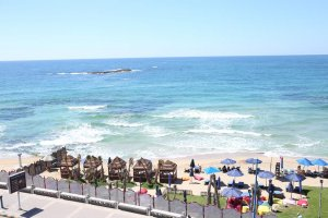 شواطئ مدينة الإسكندرية