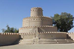 قلعة الجاهلي في العين