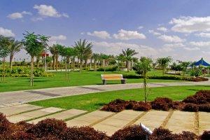 حديقة زعبيل دبي