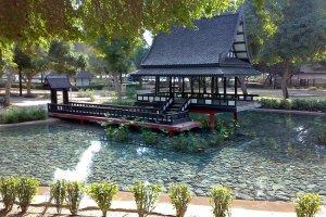 حديقة مشرف في دبي