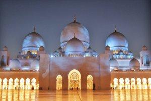 مسجد دبي الكبير