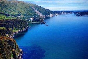 جزيرة كودياك في ألاسكا